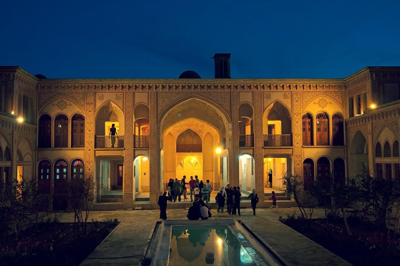 travel agency iran